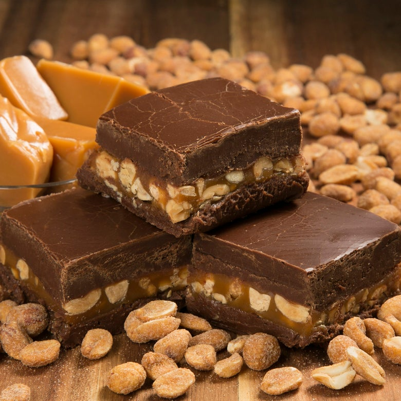 Image of Chocolate Caramel Peanut - FREE SHIPPING!