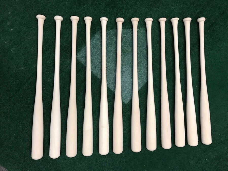 Image of Cage Bats - 6 Bats for $75