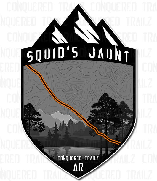 "Image of ""Squid's Jaunt"" Trail Badge"