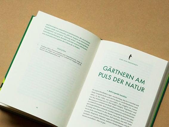 Image of BUCH Die Philosophie des Gärtnerns