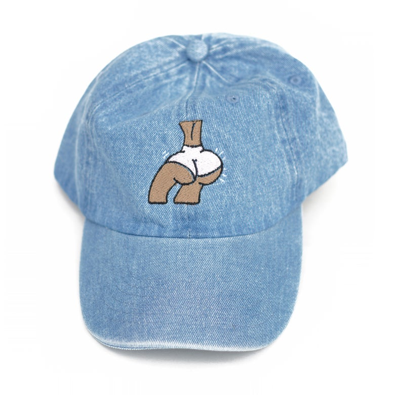 Image of THE PHATTY 6-PANEL UNSTRUCTURED CAP