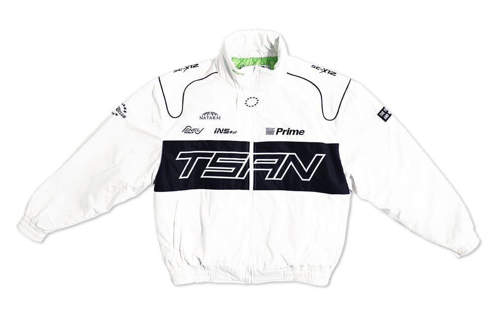 Image of Pit Stop Jacket — White