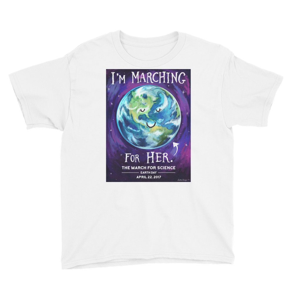 Image of March for Science T-Shirt Unisex