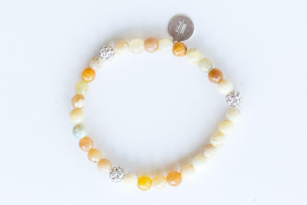 Image of modern ME yellow opal