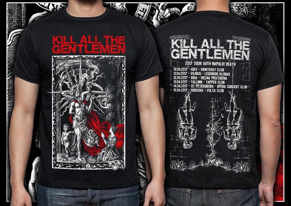 """Image of """"False Prophet"""" - Napalm Death Tour Edition"""