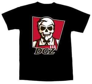 Image of Demigodz DGZ Evil Colonel T-Shirt - Black Tee