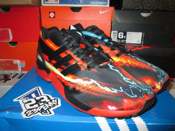 "adidas ZX Flux ""Blk/Solar Red"" - FAMPRICE.COM by 23PENNY"