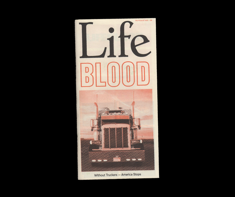 Image of Lifeblood - Issue 1