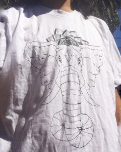 Image of Elephamily tee