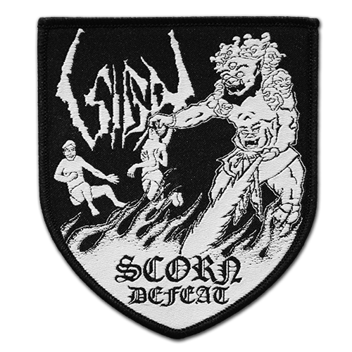 Image of SIGH - Scorn Defeat patch