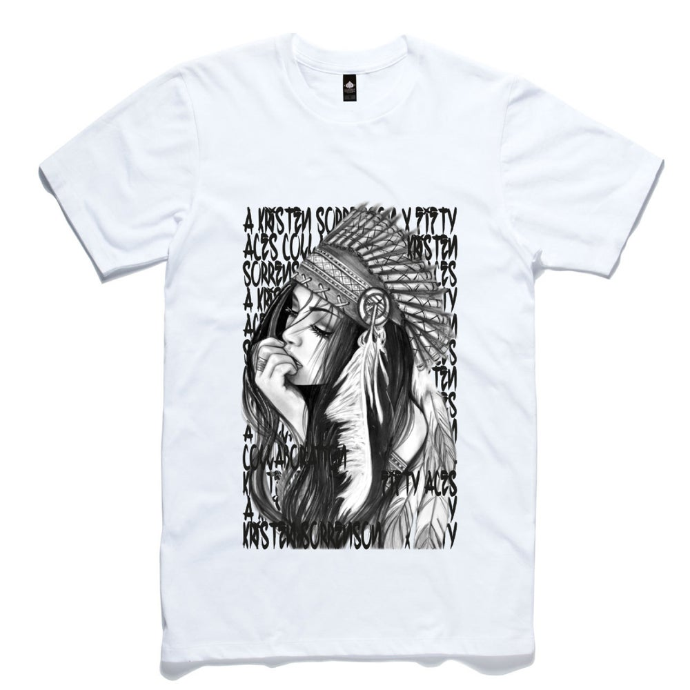 Image of NO MANS LAND MENS TEE