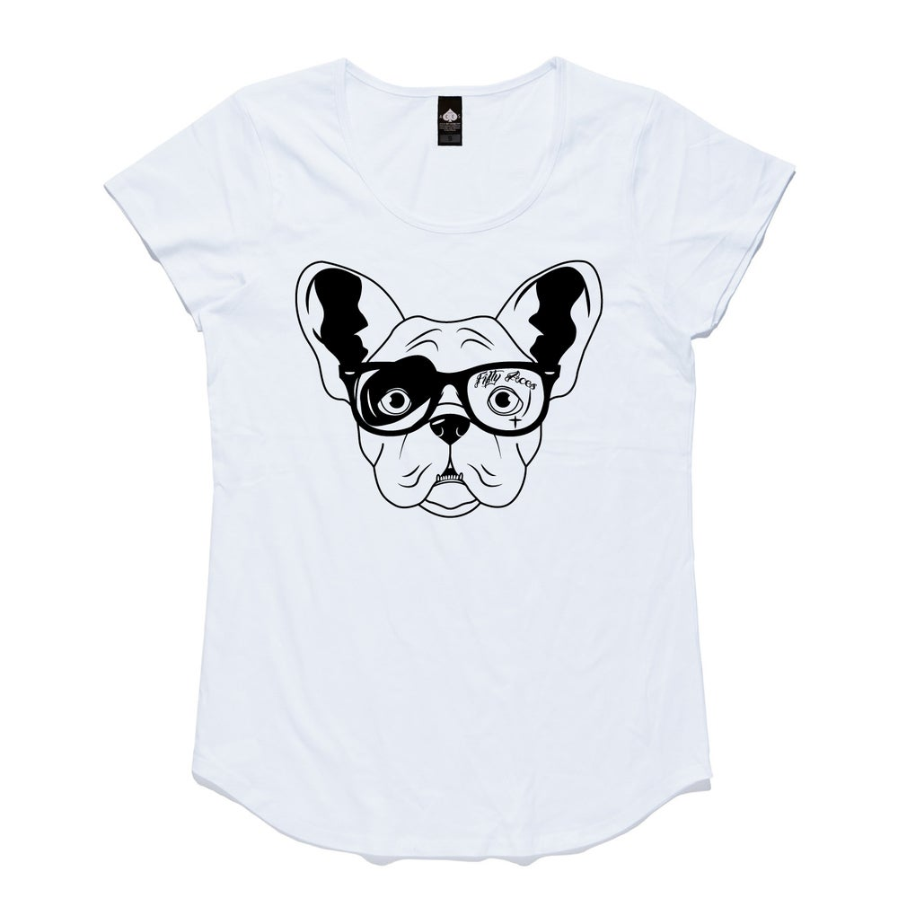 Image of DOG POUND WOMENS TEE