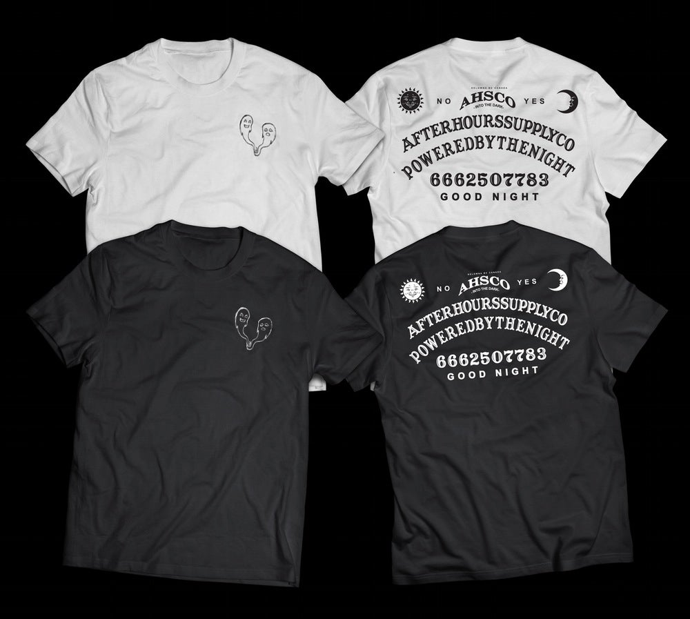 Image of Ouija Long & Short Sleeve