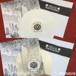 Image of Hello Bastards LP (2nd Press) few copies left!!!