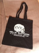 Image of Hello Bastards Tote Bag