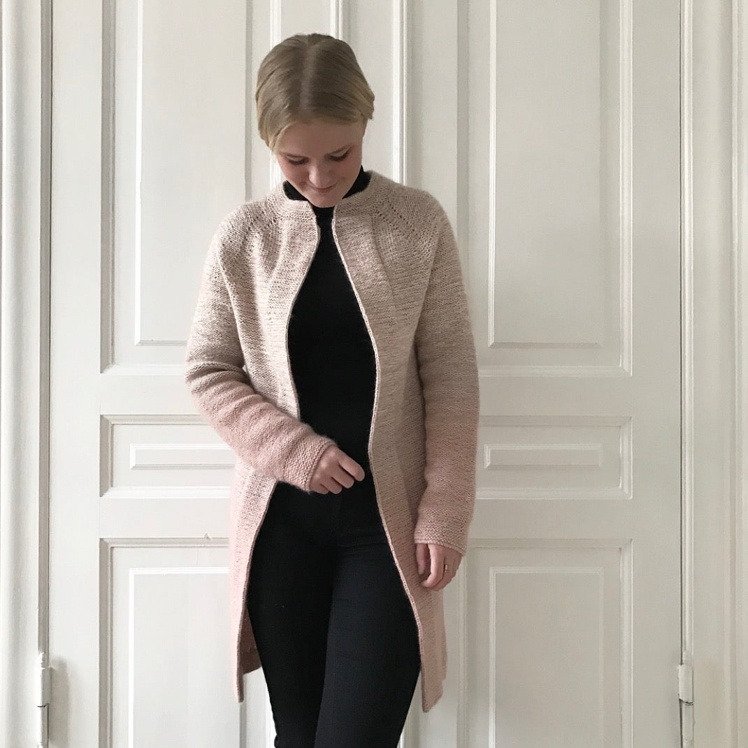 Image of Dip Dye Spring Jacket