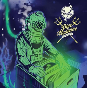 Image of Apathy - Dive Medicine: Chapter One CD