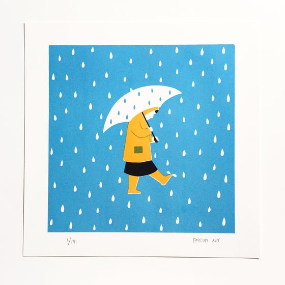 Image of Rainy Day Print