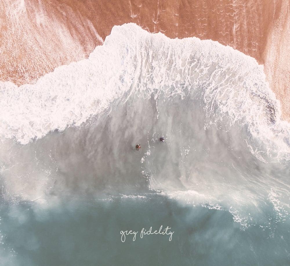 Image of Grey Fidelity Vinyl