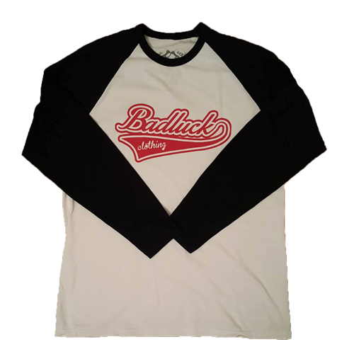 Image of Bad Luck Baseball Top