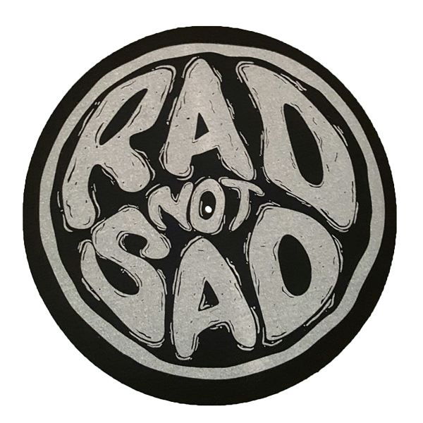 Image of Rad Not Sad Slipmat
