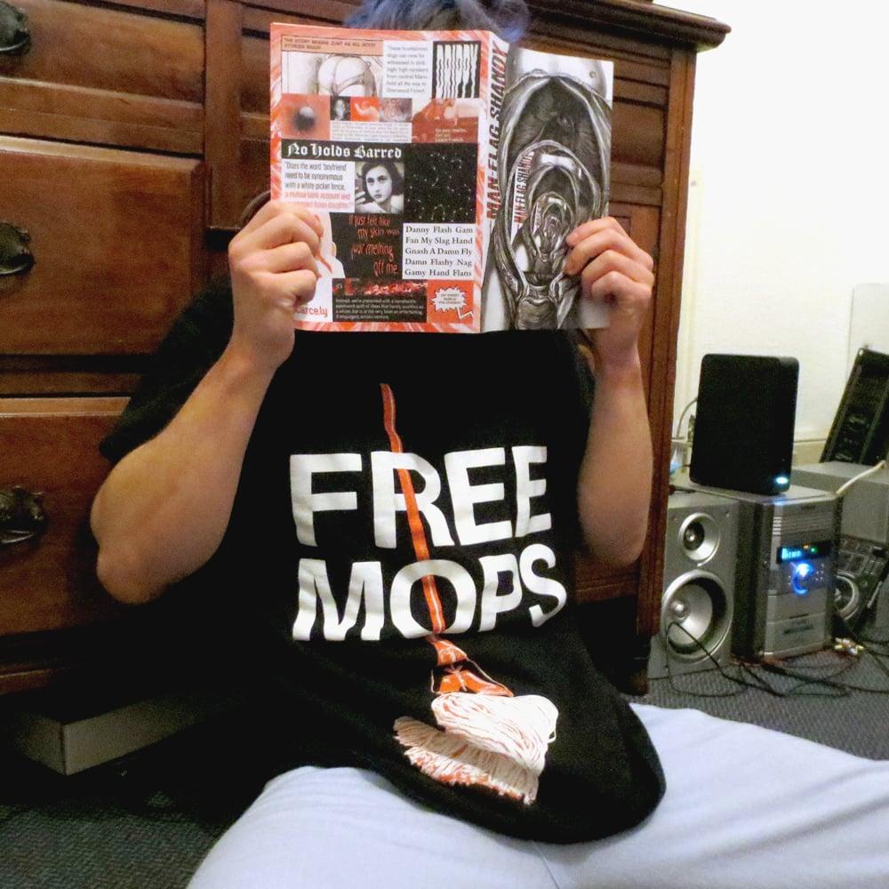 Image of Magazine & T-shirt both