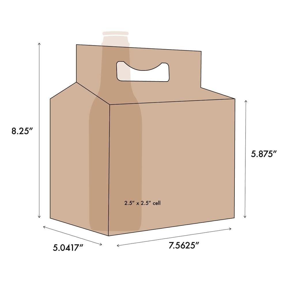 Image of Mix 6ix  White Blank