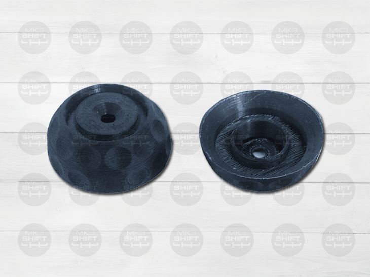 Image of Top Golf Ball Half (Plastic)