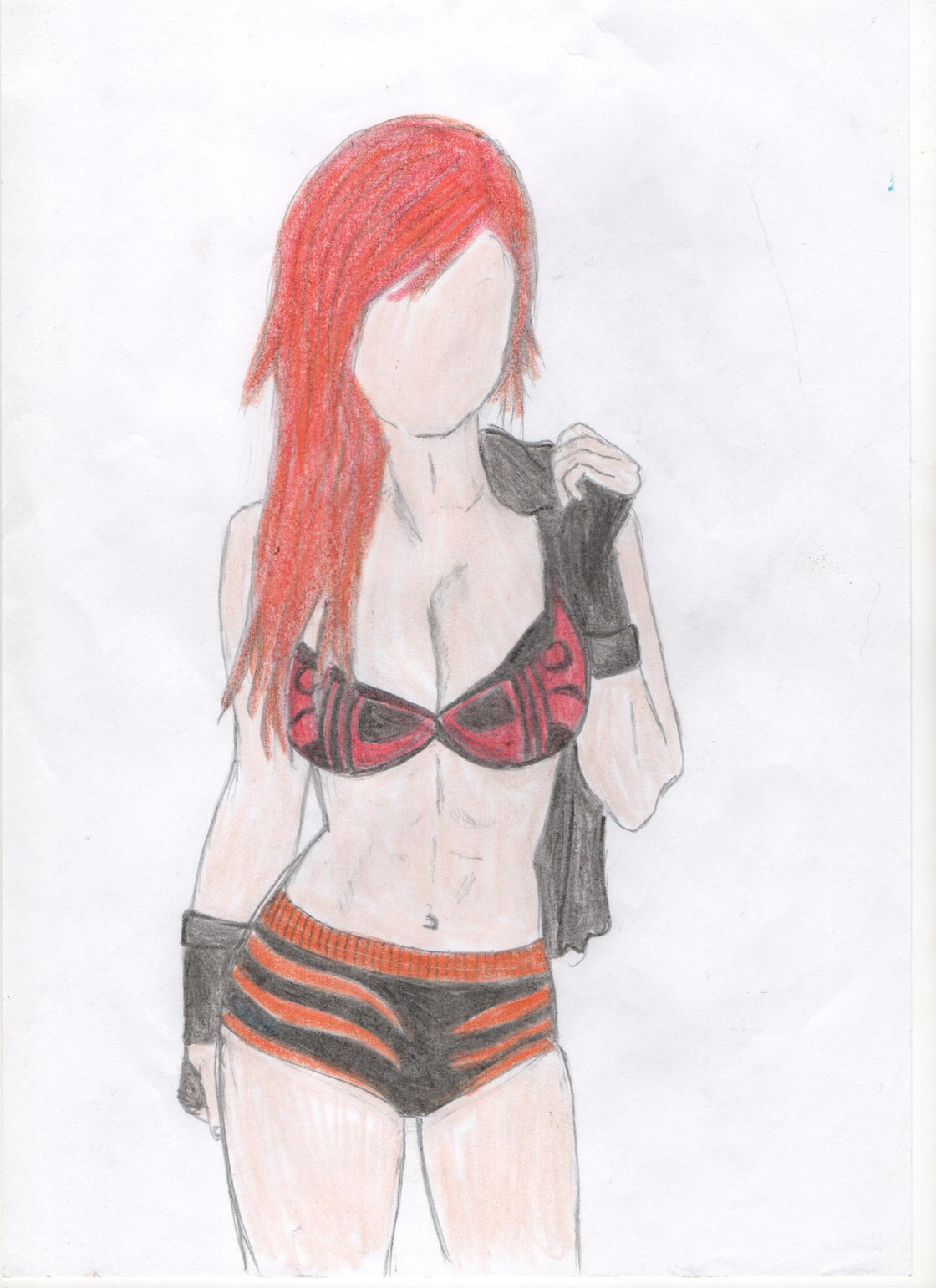 Image of Bea Priestley AUTOGRAPHED Artwork