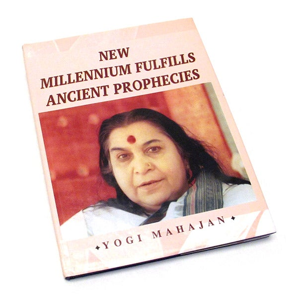 Image of New Millennium Fulfills Ancient Prophecies, Yogi Mahajan
