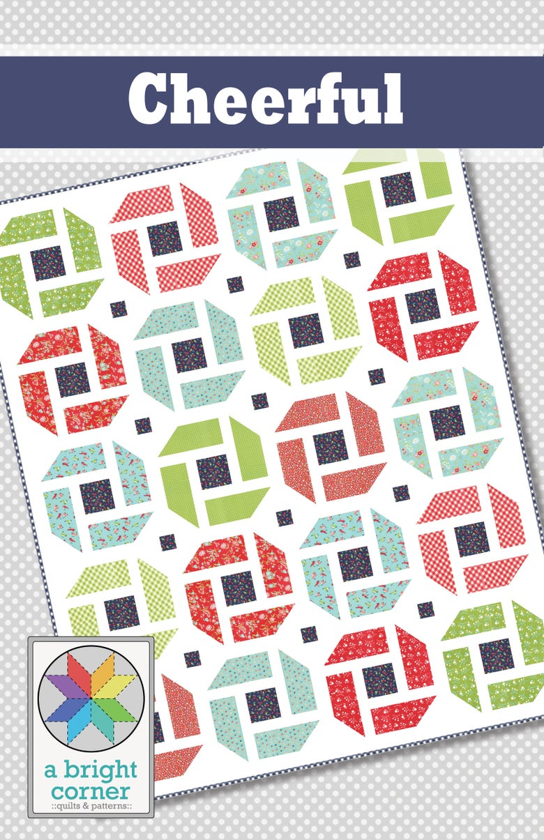 Image of Cheerful - PAPER pattern