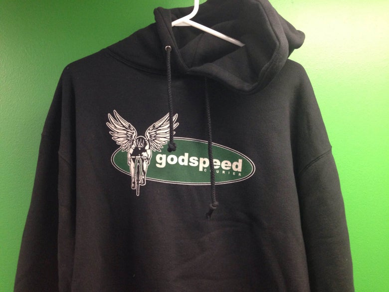 Image of Godspeed Hoodie
