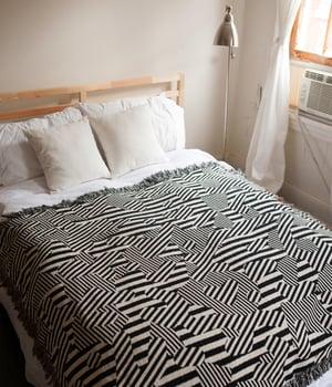 Image of Dazzle Camo Blanket