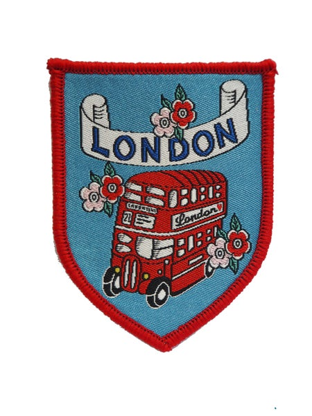 Image of London Iron-on Patch