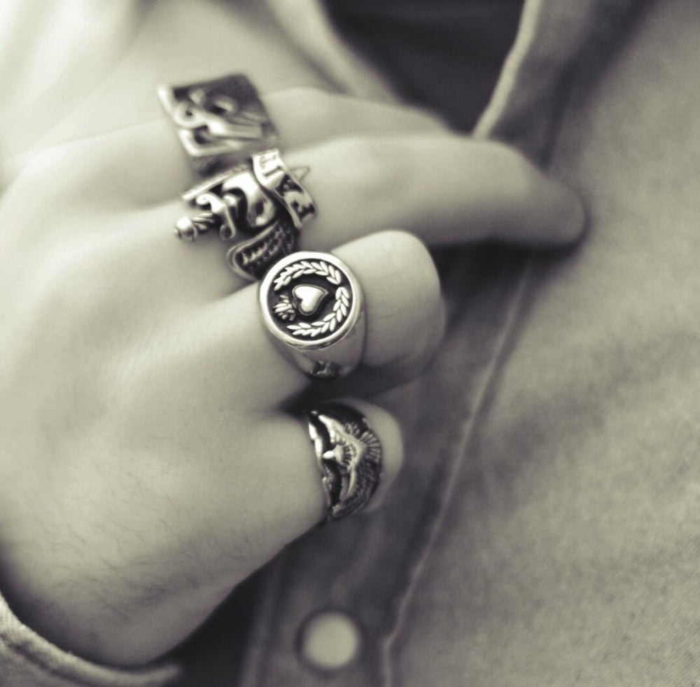 Image of Born Free Ring