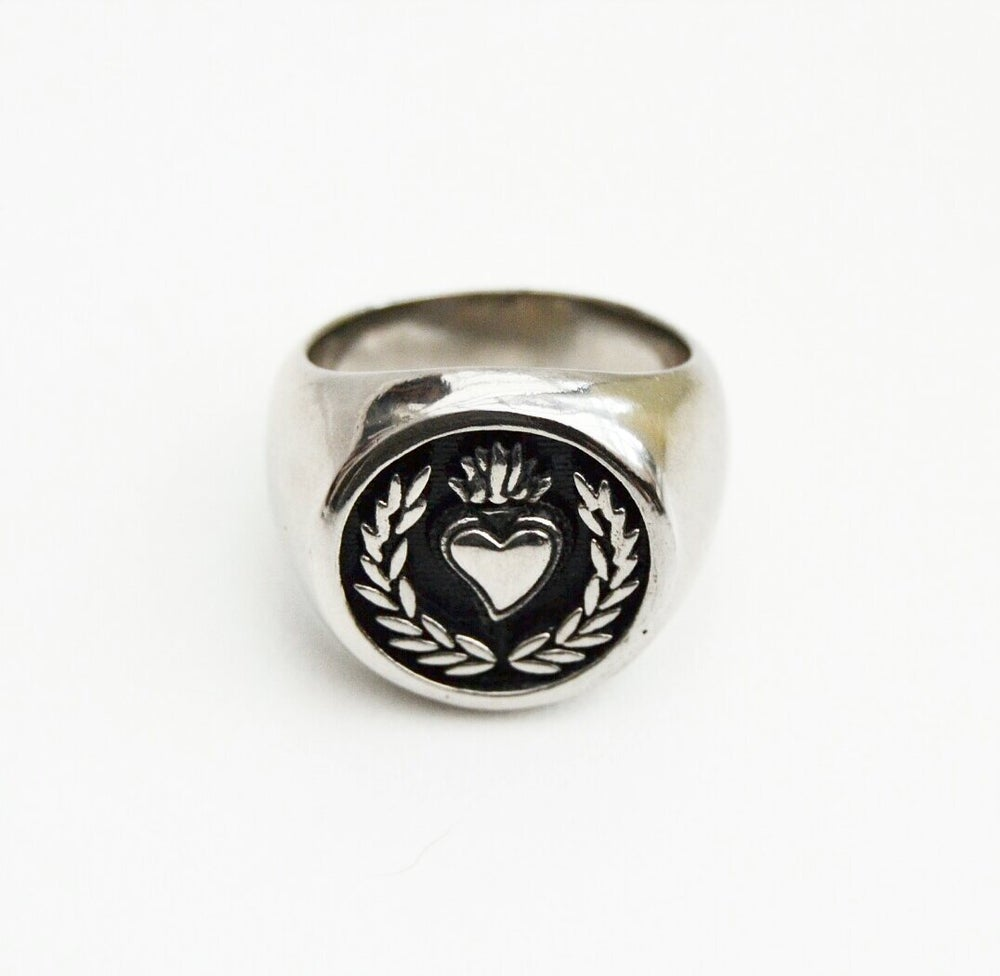 Image of Devoted Ring