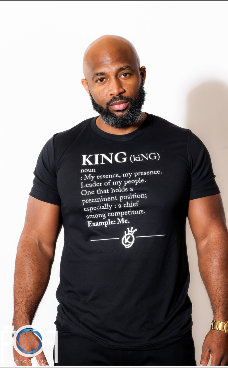 Image of King tee