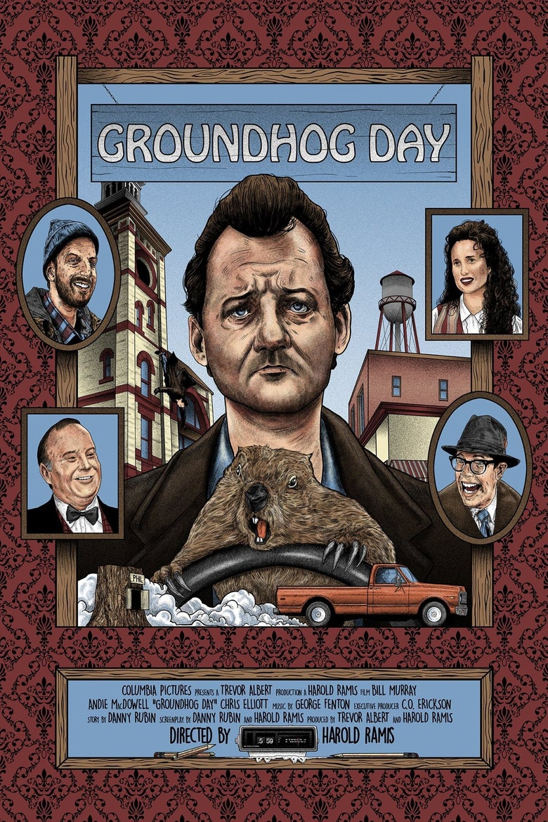 Image of Groundhog Day - Cuyler Smith