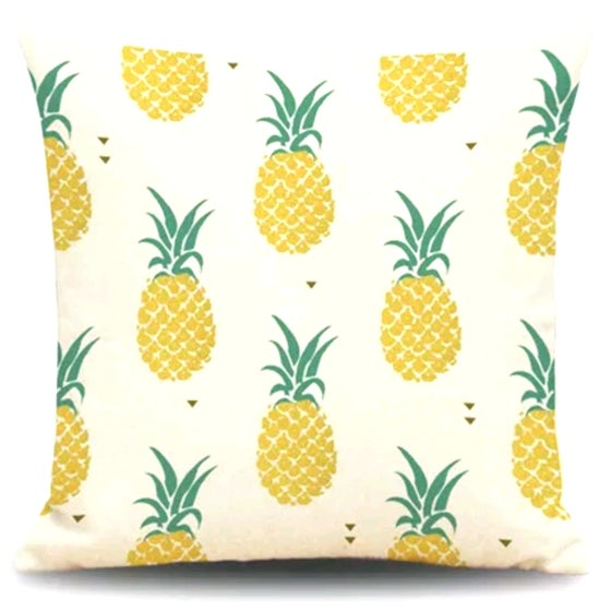 Image of Pineapple cushion cover
