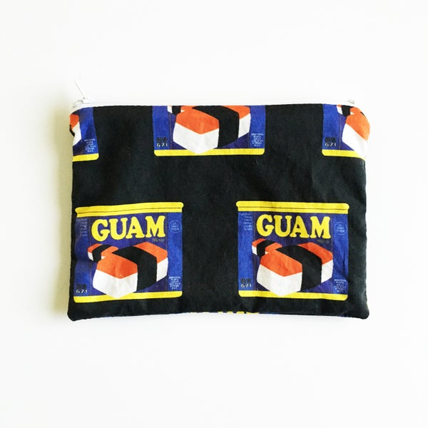 Image of Spam Musubi Pouch