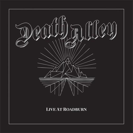 Image of LIVE AT ROADBURN LP