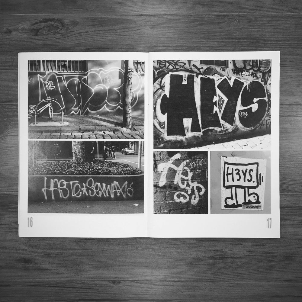 Image of RUINED ZINE - ISSUE 2.