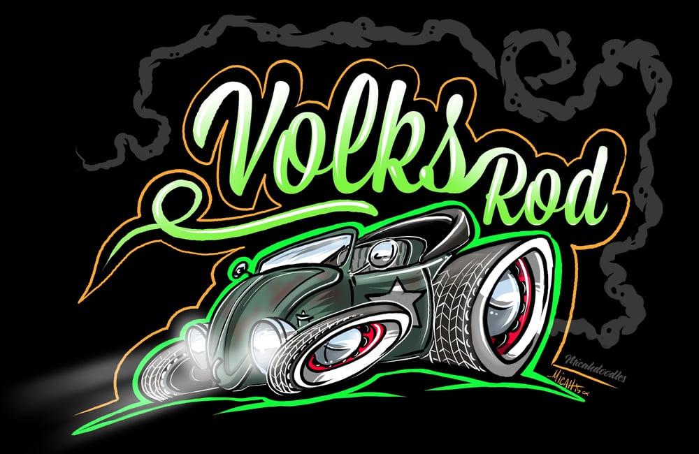 Image of VOLKSROD (BLACK)