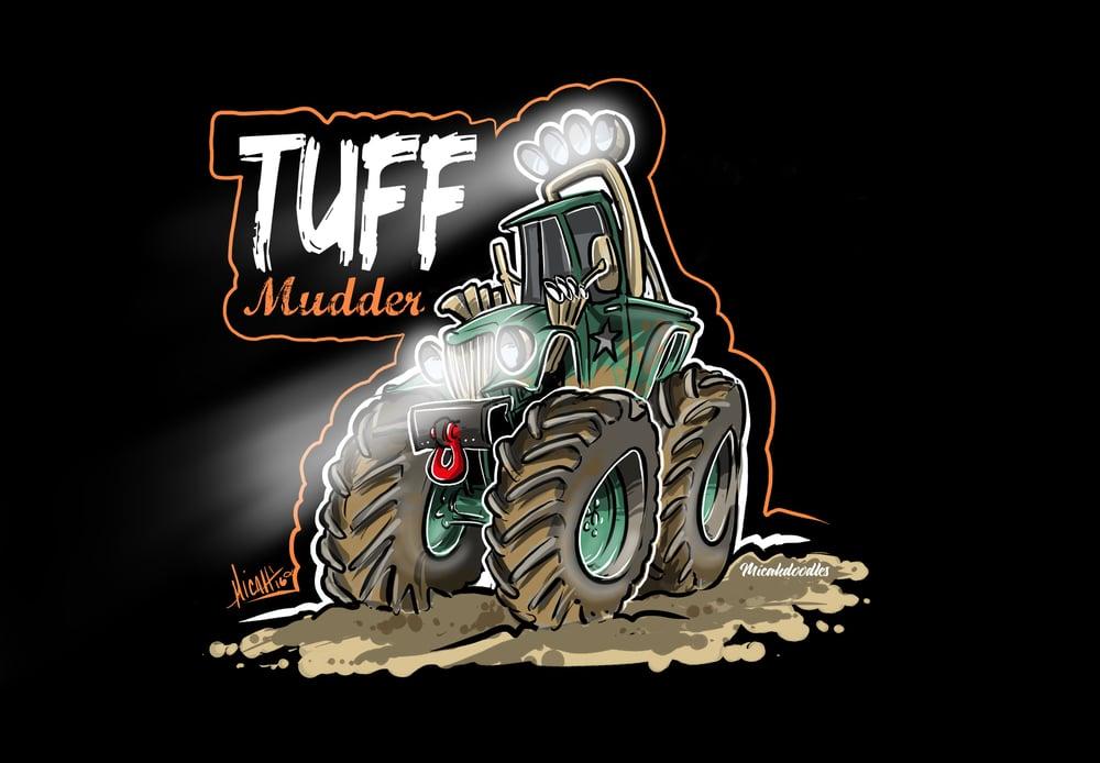 Image of TUFF MUDDER