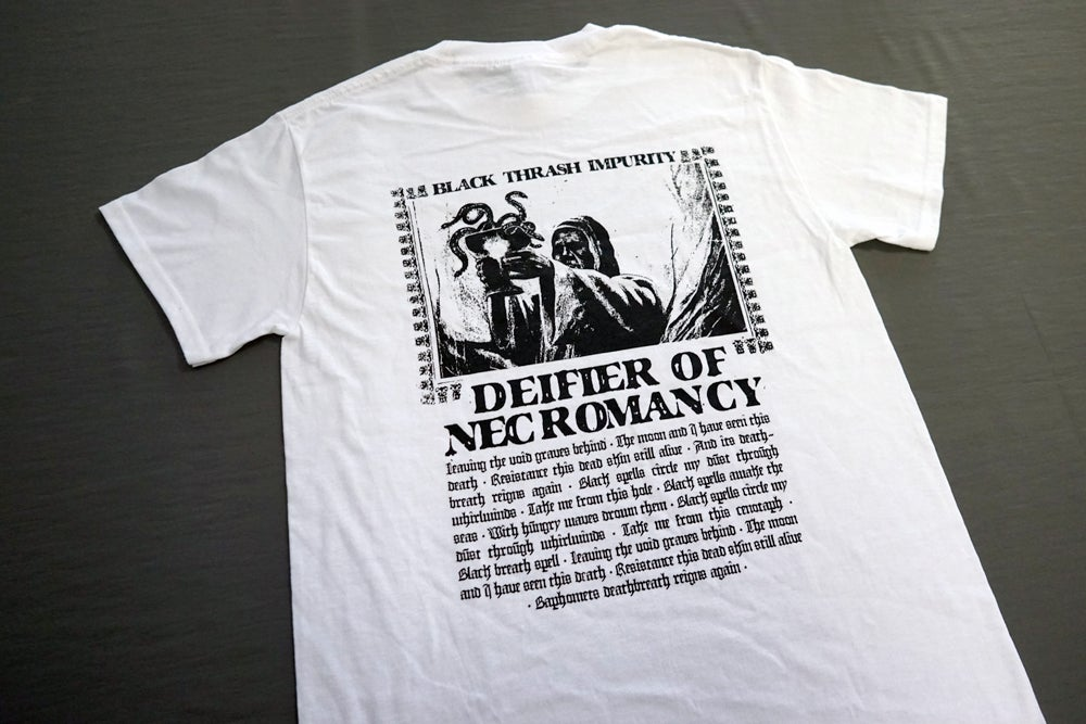 Image of Deifier Of Necromancy TS