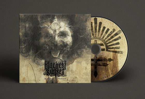 "Image of ""Kingdom of Sorrow"" Digipak"