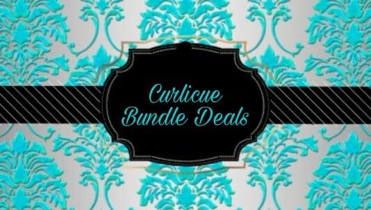 Image of Curlicue Bundle Deal