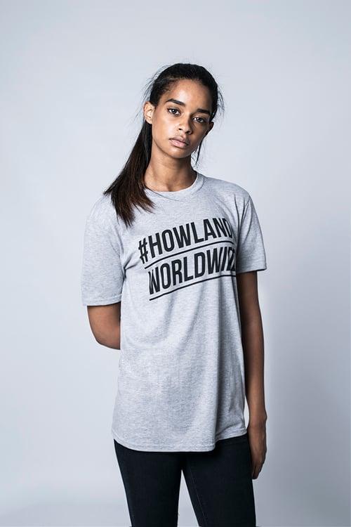 Image of  HOWLAND WORLDWIDE TEE