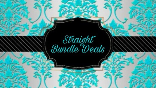 Image of Straight Bundle Deal