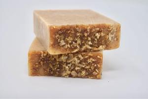 Image of Oat + Honey Soap Coconut Milk Soap